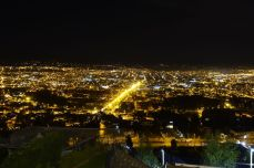Cuenca by night, vom Turi